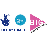 Big Lottery Potential logo