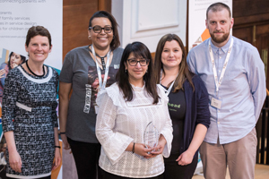 Parent Champions Wolverhampton, Scheme of the year