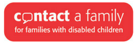 Contact a family, for families with disabled children, logo