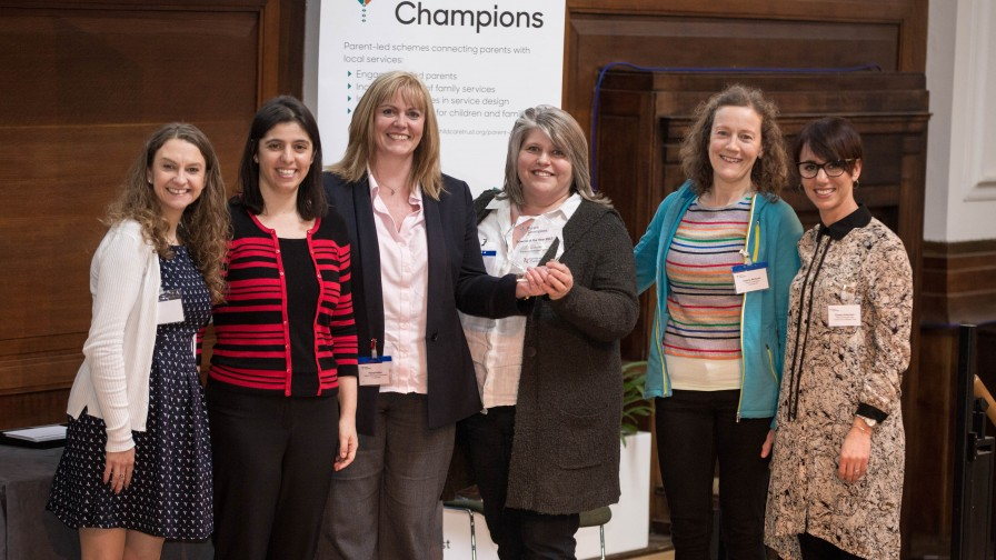 Scheme of the year, Parent Champions Lincolnshire