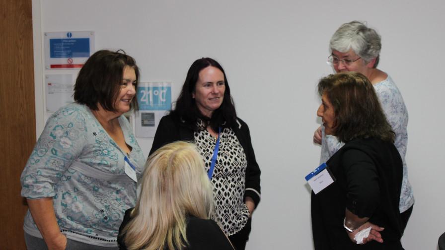 NAFIS delegates sharing best practice